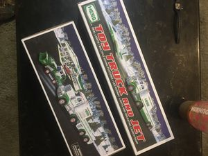 Hess truck toy collectibles never opened for Sale in Spring Hill, FL