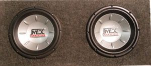 """Mtx 10"""" with box for Sale in Wichita, KS"""