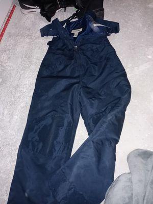 Size 10/12 snow bib unisex for Sale in Roseville, CA