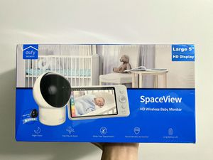 Eufy Security Video Baby Monitor, 720P for Sale in Washington, DC