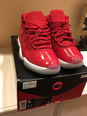 "Jordan 11 ""win like 96"" for Sale in LAKE MATHEWS, CA"