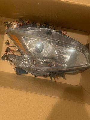 2013-2015 Nissan Maxima Headlight Whole Assembly for Sale in Washington, DC