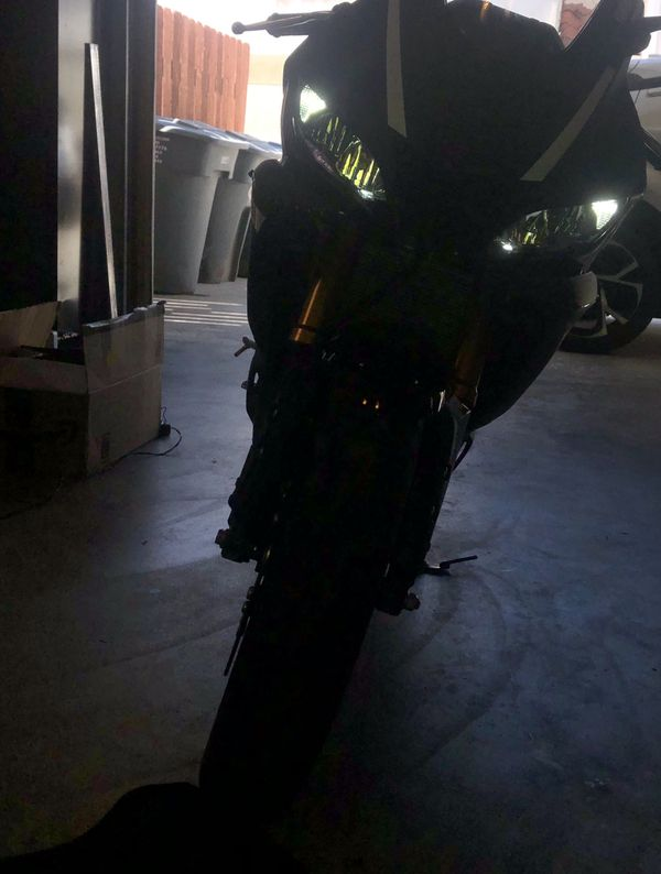 2019 Yamaha Yzf R3 Salvage Title Current Tags Trade