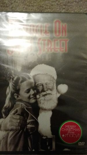 Miracle on 34th street dvd for Sale in Woburn, MA