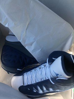 Air Jordan Retro 13 Blue/Grey Size 13 for Sale in Houston, TX