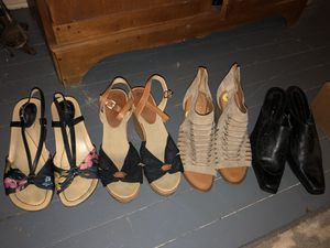 Ladies Shoes (Size 9) for Sale in Zebulon, NC