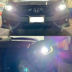 Led headlights all size led kits in stock for Sale in Pomona, CA