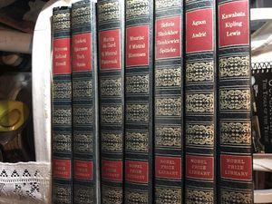 1971 Nobel Prize Library Books (7) for Sale in Somerton, AZ