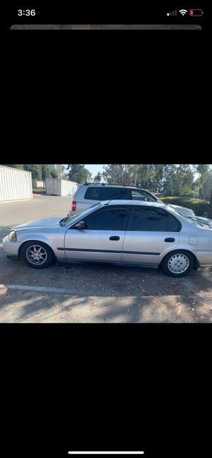 EK1997 Honda Civic DX for Sale in Watsonville, CA
