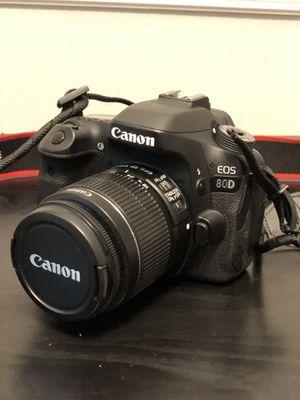 Canon 80D for Sale in Murfreesboro, TN