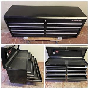 "HUSKY Tool Chest 51""x16""x20"" , Tool Box Chest for Sale in Miami Gardens, FL"