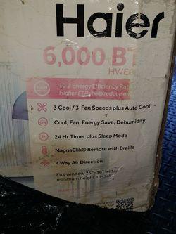 FREE! 6,000 BTU Window AC Unit for Sale in Beaverton,  OR