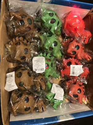 Dinosaur light up squishies $1 each for Sale in Bellflower, CA