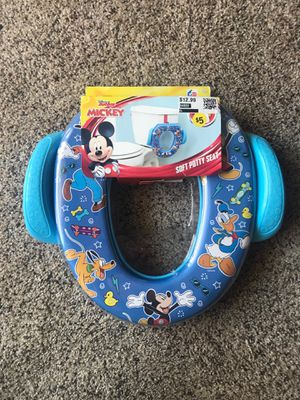 Disney soft potty seat NEW IN PACKAGE for Sale in Milton, FL