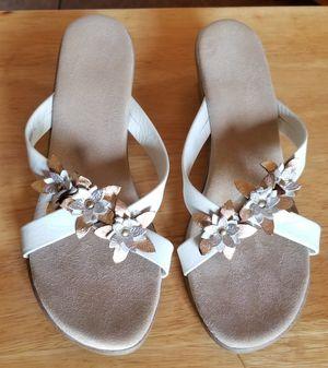 Island White Women's Sandals. for Sale in Stockton, CA