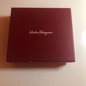 Salvatore Ferragamo Small Wallet Box for Sale in Los Angeles, CA