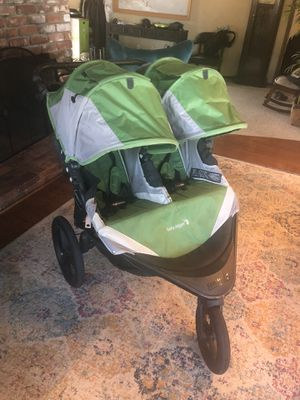 Baby Jogger Summit X3 Double Stroller for Sale in San Diego, CA