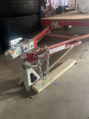 Foldable utility trailer for Sale in Denver, CO