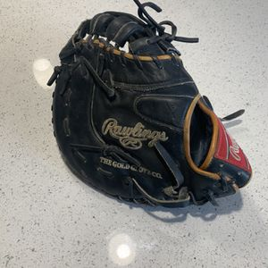 Rawlings Heart Of Hide 1st Baseman Baseball Glove for Sale in Puyallup, WA