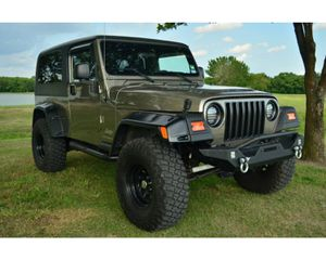Beautifullmainitained05 Jeep Wrangler TJ UnlimitedKeylessEntry for Sale in Orlando, FL