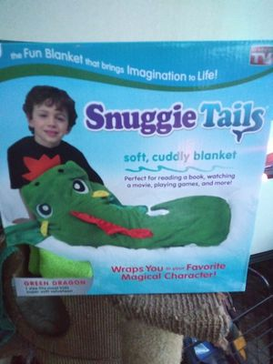 Snuggies Tail Blanket for Sale in Hobe Sound, FL