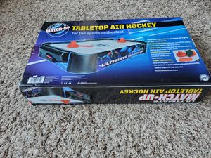 Table top air hockey for Sale in Irving, TX