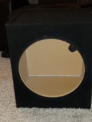 """Empty Box 15"""" Brad New for Sale in El Cajon, CA"""