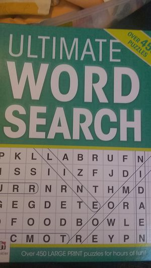 Word search puzzles for Sale in Lakewood, CO
