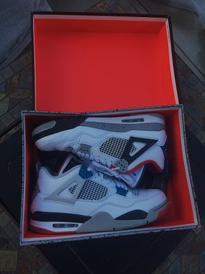 Jordan 4 Retro SE Size 12 for Sale in San Marcos, CA