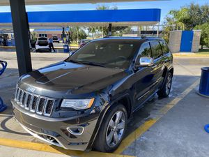 2015 Jeep Grand Cherokee Overland for Sale in Fort Myers, FL