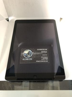 iPad Air 16GB Space Gray Cellular (1st Gen) for Sale in Seattle, WA