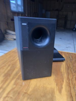 Bose Acoustimass 10 Series II Subwoofer Only for Sale in Eastpointe, MI
