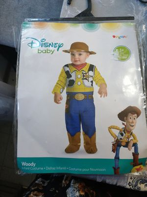 Woody toy story costume for Sale in Fairview, OR