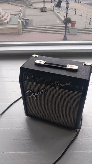 Squier sidekick amp for Sale in New London, CT