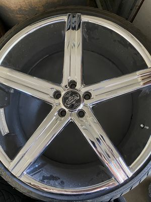 Rims 22s for Sale in Victorville, CA