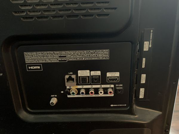 "TV Samsung Plasma Display 51"""