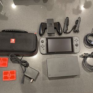 Nintendo Switch Console With Hard shell Case for Sale in San Diego, CA