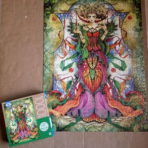 Fairy goddess puzzle for Sale in Mesa, AZ