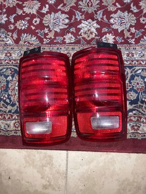 Ford tail lights no bulbs for Sale in Manassas, VA