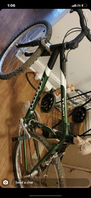 Yukon Giant Mountain Bike for Sale in Arlington, VA