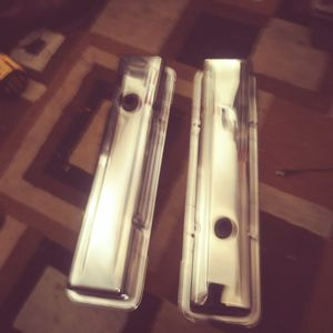 Sbc valve covers for Sale in Boring, OR