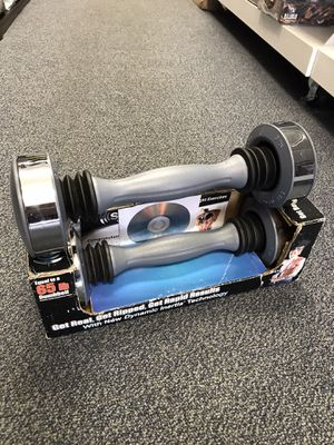 Dumbbell shaking upper body workout for Sale in Bedford, TX