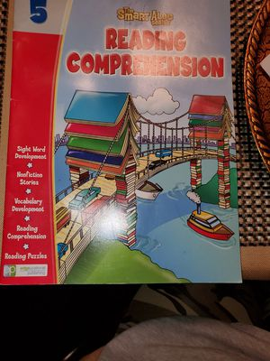 Reading Comprehension book for Sale in Virginia Beach, VA