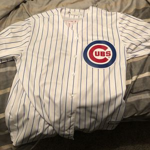 Size XL Chicago Cubs Kris Bryant Jersey for Sale in Arlington, TX