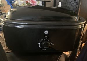 GENERAL ELECTRIC 18-22 LB. ROASTER OVEN for Sale in Las Vegas, NV