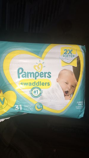Newborn and preemie sized diapers for Sale in Prairieville, LA