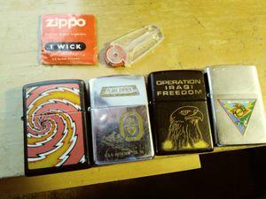 Zippo lighters for Sale in Pomona, CA