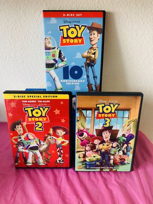 TOY STORY movies for Sale in San Antonio, TX