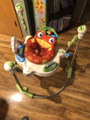 Fisher-Price Rainforest Jumperoo for Sale in Vancouver, WA