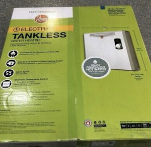 Electric/tankless water heater(brand new) for Sale in Clarksville, TN